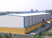 Top Industrial Shed Manufacturer in India