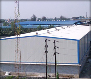 Pre engineered steel buildings by New Life Steel Structures